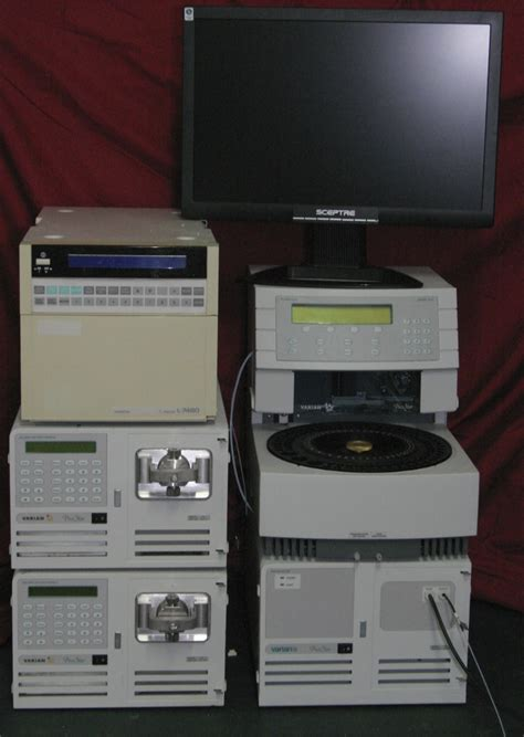 diode array detector chromatography varian diode array hplc system with fluorescence for sale labx ad lv36184458