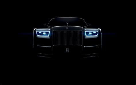 Wallpaper Rolls Royce Phantom 2018 4k Automotive Cars