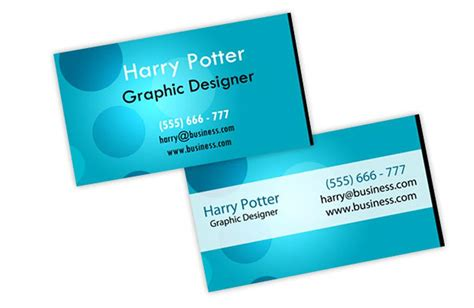 beautiful business card psd templates for free