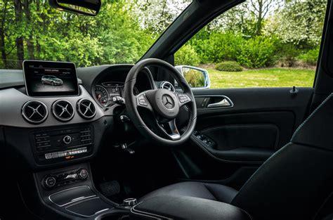 Mercedes Interior by Mercedes B Class Review 2017 Autocar