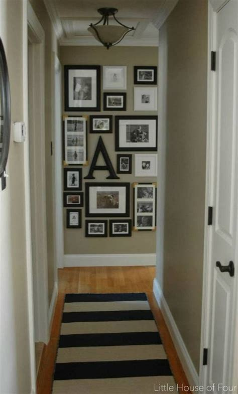 best decorating ideas small hallway decor framed photos best decorating ideas on