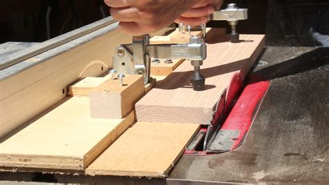 table saw jointer jig woodworking table saw jointer jig with original photo egorlin