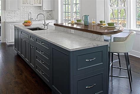 Distinctive Kitchens by 4 Distinctive Kitchen Islands Benvenuti And Stein