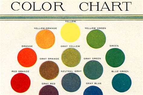 Different Names Of Green by How To Attract Or Repel Consumers With Color The