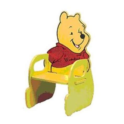 Table Winnie L Ourson Et Chaise by Chaise En Bois Enfant Winnie L Ourson Table Et Chaise