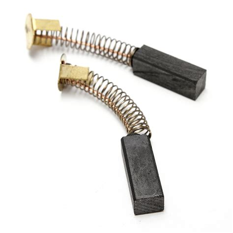 brushes for electric motors pair carbon brushes replacement for electric motor power