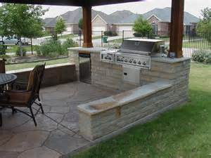 outdoor bbq kitchens2 home design ideas