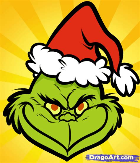 christ mas one drawing photo how to draw the grinch easy step by step stuff seasonal free drawing