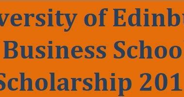 Of Utah Mba Scholarships by College Research Awards Of Edinburgh Business