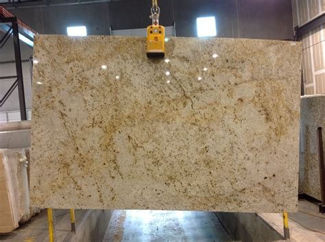 Colonial Countertop by Colonial Gold Has A Beige Background With Movement