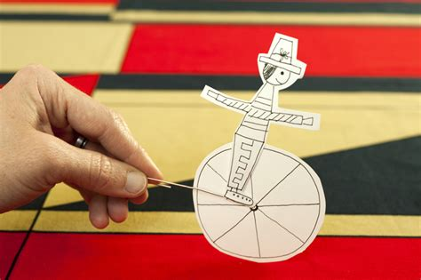 Make Toys With Paper - made by joel 187 paper circus rider