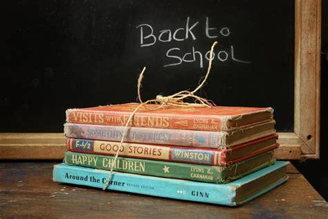 picture of school books 1940s school books