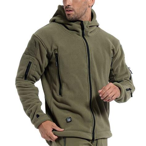 aliexpress buy us fleece tactical jacket thermal outdoors polartec warm