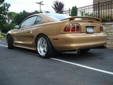 94 mustang gt horsepower 94 98 mustangs