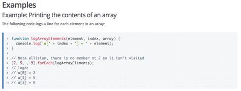 tutorial javascript for loop image gallery javascript array initialization