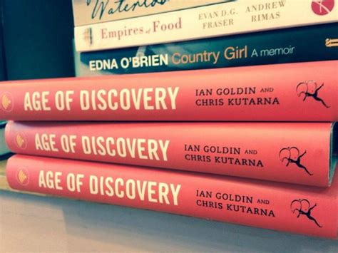 age of discovery navigating the risks and rewards of our new renaissance books ian goldin and chris kutarna is new renaissance chaos or