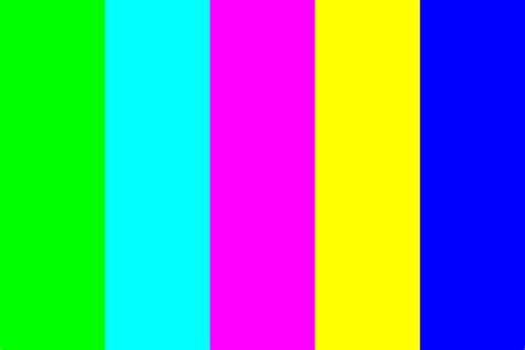 color neon neon color palette