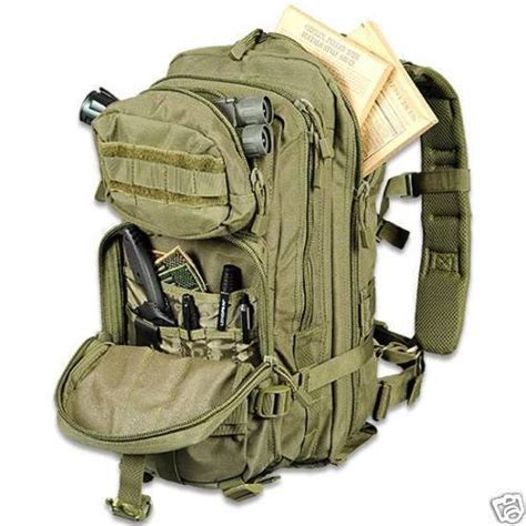 3 day tactical pack new 3 day tactical assault molle backpack acu