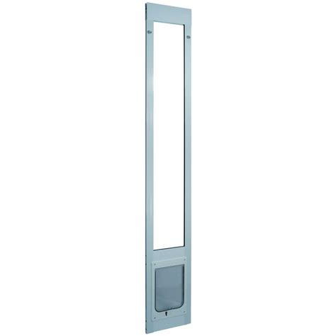 Ideal Pet Doors Ideal Pet 7 5 In X 10 5 In Large Chubby Kat White
