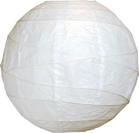 How To Make Rice Paper Lanterns - white 14 quot rice paper lantern solid color