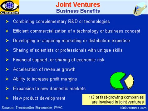 exle of joint venture joint ventures why what and how your