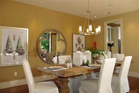 art decoration rustic dining room with ideas wall decor interior tuscan s ideas country luxury light of