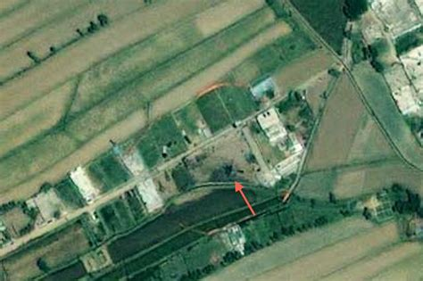 bin laden abbottabad google earth geoeye publishes post raid satellite image of bin laden