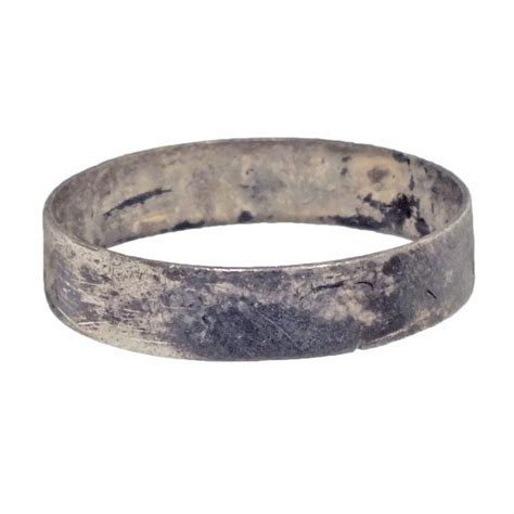 Wedding Bands Bc by How Cool Would This Be Ancient Silver Wedding Band