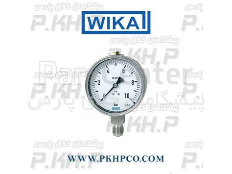 Pressure Wika 232 50 wika bourdon pressure 232 50