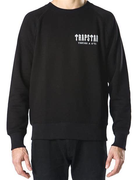 Hoodie Trapstar 1 z wears a 104 trapstar best kept secret sweatshirt dmfashionbook