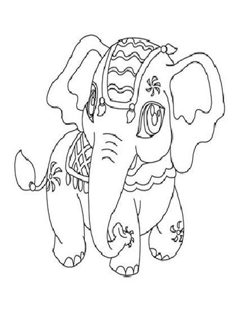 elephant yoga coloring page elephant yoga coloring pages