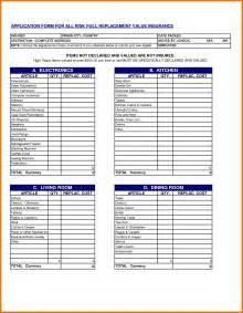 Moving Box Inventory List Template Search Results For Rental Reference Letter Template