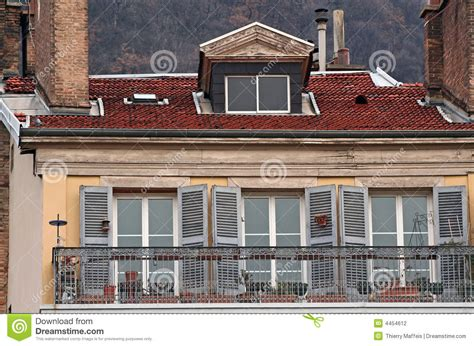 grenoble house house in grenoble stock photography image 4454612