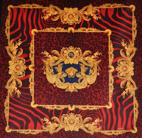 Versace Fabric Upholstery by Versace Medusa Velvet Fabric Panel Throw 54 Quot