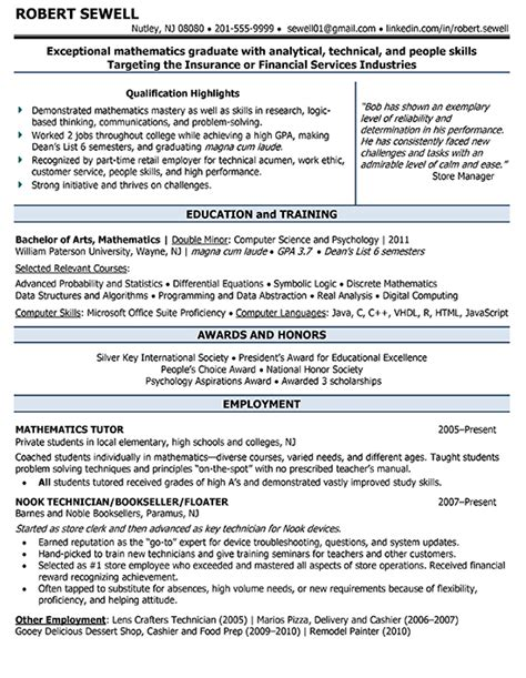 new graduate resume template resume sle new graduate upenn engineering cover letter
