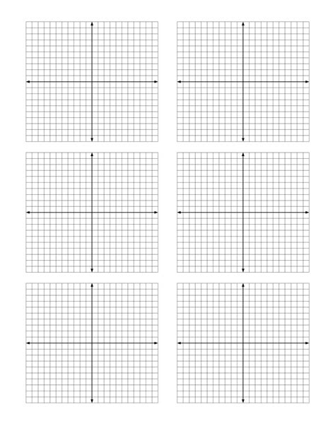graph paper template 11x17 tabloid printable pdf