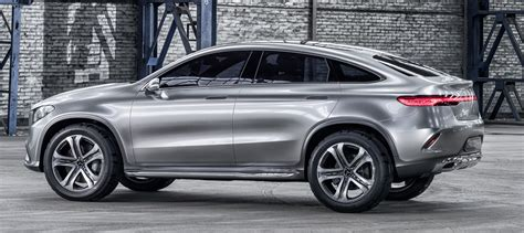 Mercedes X6 by Mercedes Coupe Suv Concept Previews X6 Rival Image 242564