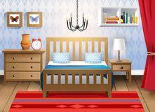 schlafzimmer clipart schlafzimmer stockillustrationen 11 701 schlafzimmer