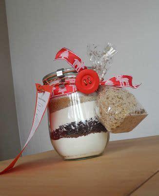weihnachtsgeschenk kuchen im glas die 25 besten ideen zu backmischung im glas verschenken