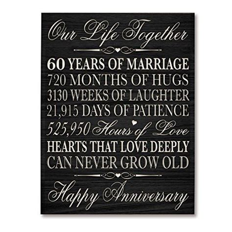 60th Wedding Anniversary Ideas On by 60th Wedding Anniversary Wall Plaque Gift Dayspring
