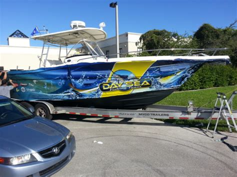 boat vinyl wrap youtube boat vinyl wraps marine wraps florida