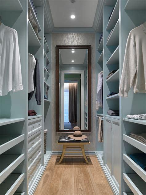 small walk  closet design ideas remodel pictures