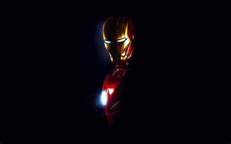 wallpaper dark iron man iron man 2 black background movies wallpaper