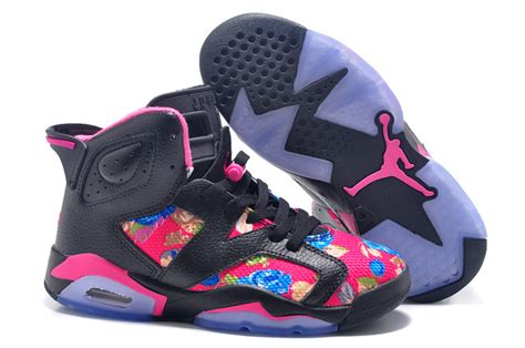 womens jordans basketball shoes air 6 retro womens basketball shoe