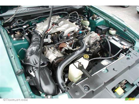 2000 ford mustang v6 coupe 3 8 liter ohv 12 valve v6