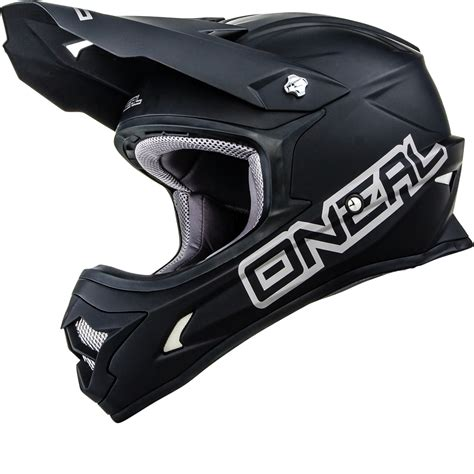 oneal motocross helmet oneal 3 series plain motocross helmet helmets