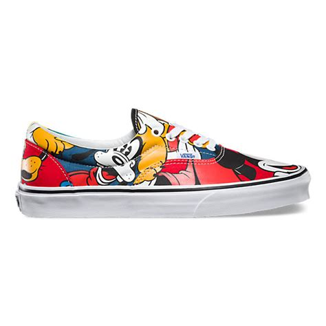 Vans Mickey Mouse disney era shop shoes at vans