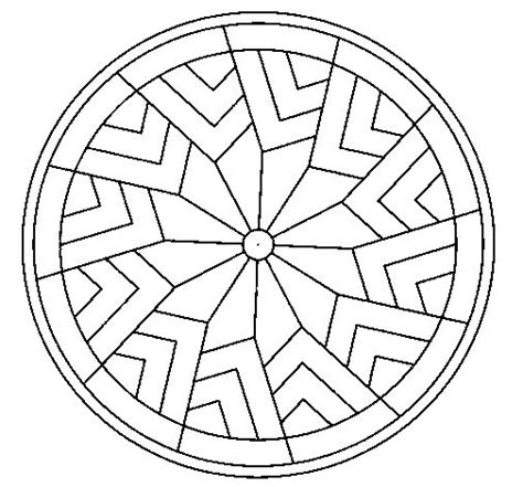 blank geometric coloring pages 513 best stained glass geometric images on pinterest