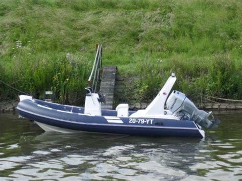 kt hyp520 luxe rib met honda 60pk buitenboordmotor - Rib 60 Pk