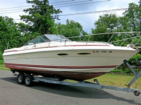 sea ray amberjack boats for sale sea ray 270 amberjack 1988 for sale for 100 boats from